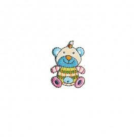 Thermocollant Cute animals - Doudou