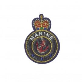 Thermocollant blason Royal - Marine