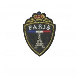 Blason iron-on patch - Paris Royal
