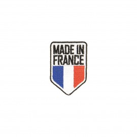 Thermocollant Made in France - Blason