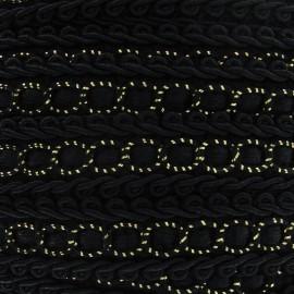 Galon robe 13mm noir