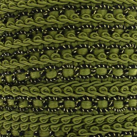 galon robe 13mm vert olive ma petite mercerie. Black Bedroom Furniture Sets. Home Design Ideas