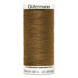 Jeans thread Gutermann 100 m - N°2165