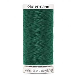 Bobine de Fil Jeans Gutermann 100 m - N°8075