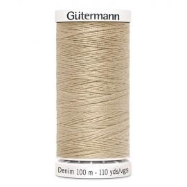 Jeans thread Gutermann 100 m - N°2795