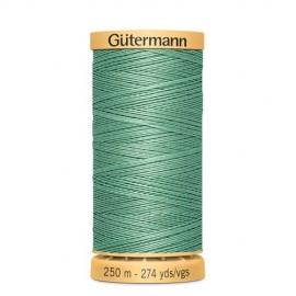 Bobine de Fil à coudre coton naturel Gutermann 250m - N°7890
