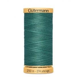 Bobine de Fil à coudre coton naturel Gutermann 250m - N°7760