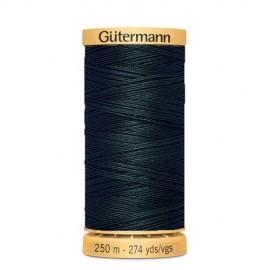 Bobine de Fil à coudre coton naturel Gutermann 250m - N°8080