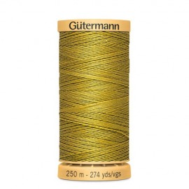Natural Cotton Sewing Thread Gutermann 250m - N°956