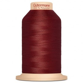 Overlock Thread 2000 m 180 - burgundy Tera