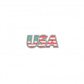 Thermocollant - Drapeau USA