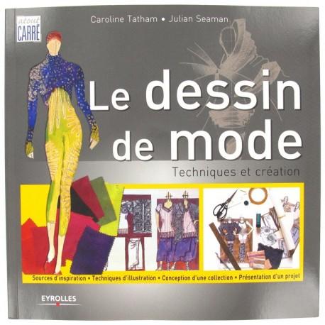 """Book """"Le dessin de mode"""""""