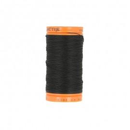 Bobine de fil à coudre nylon plein air 135m - N°1 - noir
