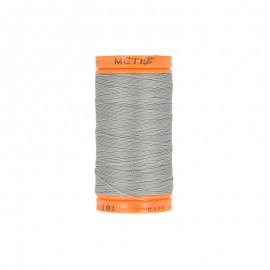 Bobine de fil à coudre nylon plein air 135m - N°181 - gris