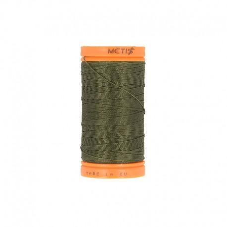 Bobine de fil à coudre nylon plein air 135m - N°567 - vert olive