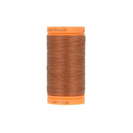 Outdoor nylon sewing thread 135m - N°850 - cinnamon brown