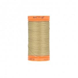 Bobine de fil à coudre nylon plein air 135m - N°573 - beige cappuccino