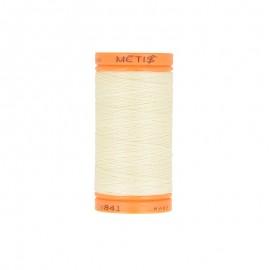 Bobine de fil à coudre nylon plein air 135m - N°841 - écru