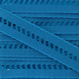 Ruban Entre-deux 15mm turquoise