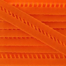 Ruban Entre-deux 15mm orange