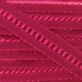 Ruban Entre-deux 15mm rose cerise