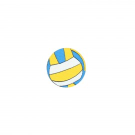 Ecusson thermocollant Sports - Volleyball
