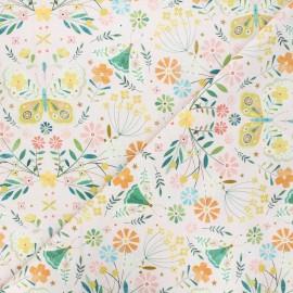 Tissu coton Dashwood Studio Hedgerow - Butterfly x 10cm