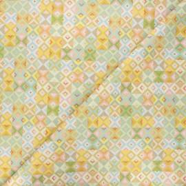 Tissu coton Dashwood Studio Hedgerow - Illusion x 10cm