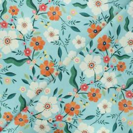 Tissu coton Dashwood Studio Hedgerow - Sweet flowers x 10cm