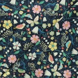 Tissu coton Dashwood Studio Hedgerow - Forest garden x 10cm
