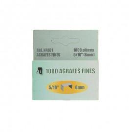 8 mm staple box (pack of 1000)