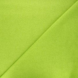 Tissu coton Makower UK Phosphor - vert anis x 10cm