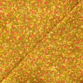 Andover Fabrics cotton fabric - curry yellow Tuesday x 10cm