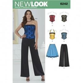 Patron Ensemble Femme - New Look 6242