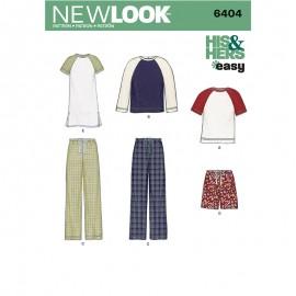 Patron Ensemble  Femme - New Look 6404
