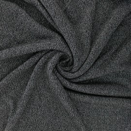 Lurex viscose knit fabric - light Shiny x 10cm