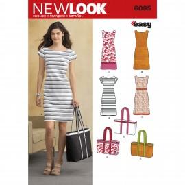 Patron Ensemble Femme - New Look 6095