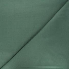 Tissu Flanelle Douceur - vert eucalyptus x 10cm