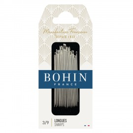 Sharps Needles Assorted Sizes 3/9 BOHIN