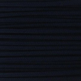 Polyester Cord 2 mm - navy