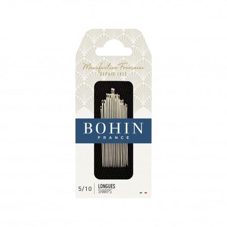 Sharps Needles Assorted Sizes 5/10 BOHIN