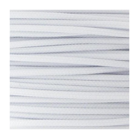 Polyester Cord 2 mm - white
