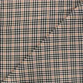 Tissu bengaline Arthur - sable x 10cm