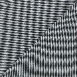 Polyviscose elastane fabric - white Clayton x 10cm