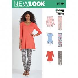 Patron Ensemble Femme - New Look 6439