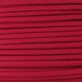 Cordon polyester 2mm fuchsia