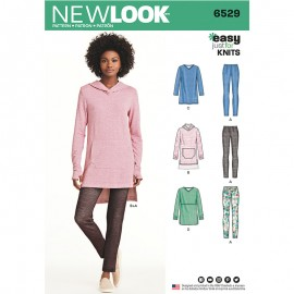 Sewing Pattern Set for Woman - New Look 6529