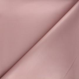 Coated neoprene fabric - light pink x 10cm