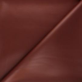 Tissu néoprène enduit - tomette x 10cm