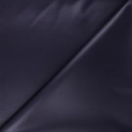 Coated neoprene fabric - dark purple x 10cm